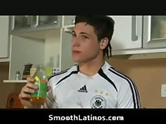 Gay Clips Fabricio Wanking His Fine Gay Cock In Kitchen 2 By SmoothLatinos