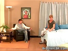 Brad And Dallas Gay 69 On A Bed 1 By SBF