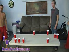 Hot And Sweaty  Pong Fuck Session