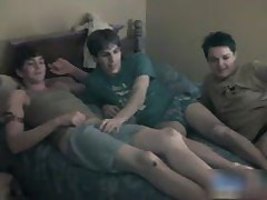 Straight Twink In A Gay Threesome 8 By YummyTwinks