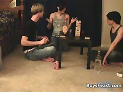 Super Hot Gay Teens Having A Game Party 56 By BoysFeast