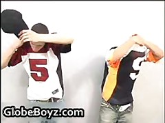 Horny Twink Gay Guys Fucking, Sucking, Wanking 3 By GlobeBoyz
