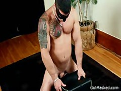 Amazing Stud Gets His Nice Dick Sucked 5 By GotMasked