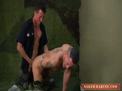 Firefighter Fucks Sailor Hard