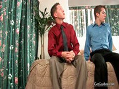 Kelan Carr & Ryan Conners Fucking And Sucking Gay Cock 2 By GotGayBoss