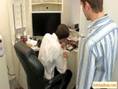 Kelan Carr Having Hardcore Gay Fun With His Boss 2 By GotGayBoss