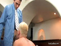 Austin Lucas & Joey Perelli Fucking And Sucking Gay Cock 4 By GotGayBoss