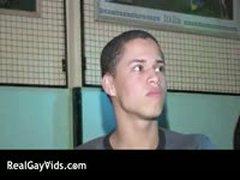 Amazing Latino Gay Threesome Hardcore 2 By RealGayVids