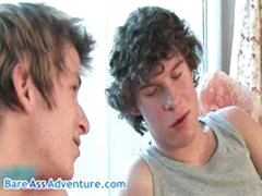 Hot Twinks Julian Tomlinson And Thomas Fiaty Gay Fucking 1 By BareassAdventure