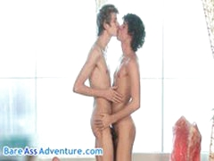 Hot Twinks Julian Tomlinson And Thomas Fiaty Gay Fucking 3 By BareassAdventure