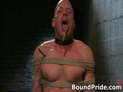 Brenn And Chad In Extreme Gay Bondage And Torture 11 By BoundPride