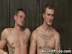 Super Hot Gay Guys In Extreme Gay Bondage 2 By BoundPride