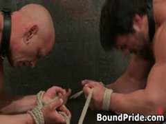 Brenn And Chad In Extreme Gay Bondage And Torture 38 By BoundPride