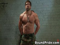 Tyler And Vince Hunky Studs Extreme BDSM Gay Porn 2 BoundPride