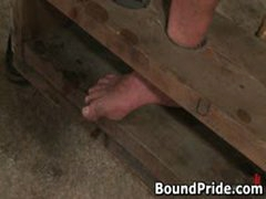 Extreme Gay Bondage Groupsex 5 By BoundPride