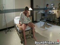 Jason Penix Gets His Fine Ass Examined By Doktor 4 By BoundPride