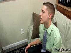 Dylan Chambers Gets Fucked And Sucked In Office By Tyler Andrews 2 By GotGayBoss