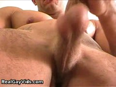 Chris N Jerking His Nice Firm Gay Jizzster 3 By RealGayVids