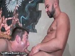 Igor Lucas And Zac Zaven Extreme Gay Hardcore Fucking On Massage Bed 1 By GetRawBreed