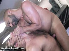 Igor Lucas And Zac Zaven Extreme Gay Hardcore Fucking On Massage Bed 10 By GetRawBreed