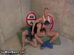 Muscled Hunks Denis Reed And Lucky Taylor Fucking And Sucking 2 By GetRawBreed