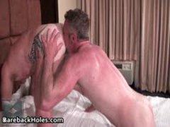 Hardcore Gay Bareback Fucking And Cock Sucking Porn 7 By BarebackHoles