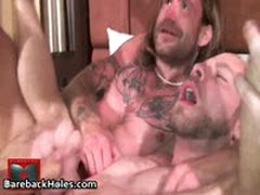 Extreme Gay Bareback Fucking And Cock Sucking Porn 29 By BarebackHoles