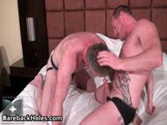 Hardcore Gay Bareback Fucking And Cock Sucking Porn 3 By BarebackHoles