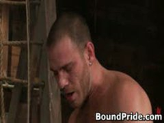 Drew Gianni Tight On Plank And Tortured 4 By BoundPride