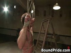 Extreme Gay Bondage Groupsex 3 By BoundPride