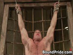 Extreme Gay Bondage Groupsex 4 By BoundPride