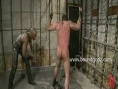 Chad Rock Loves The Bondage Flogging And Cock Sucking