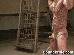 Extreme Gay Bondage Groupsex 2 By BoundPride