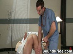 Jason Penix Gets His Fine Ass Examined By Doktor 3 By BoundPride