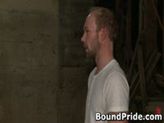 Nick Gets Whipped By His Master 1 By BoundPride
