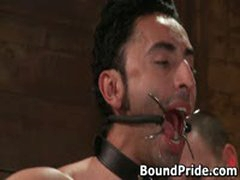 Drew Gianni Tight On Plank And Tortured 2 By BoundPride