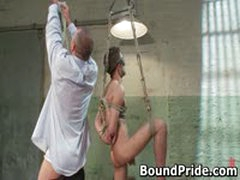 Josh And Kyler In Extreme Gay BDSM Harcore 3 BoundPride