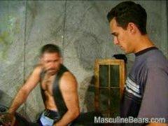 Brutal Biker Bear