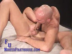 Hot Horny Jocks Fuck Each Other Twice
