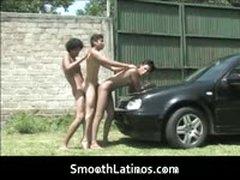 Super Hot Gay Latino Boys Having Gay Sex 4 By SmoothLatinos