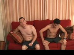Aj & Ben Sucking Cock On A Couch 5 By GotBroke