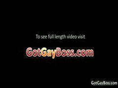 Horny Gay Cock Suck And Fuck In The Office 2 By GotGayBoss