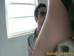 Hot Gays Sucking And Fucking On The Roof 3 By OutInCrowd