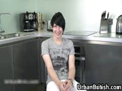 Alex Harler Jerking Off His Amazing Gay Jizzster 1 By UrbanBritish