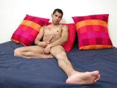 Bi Sexual Tattooed Punk Blows His Wadd