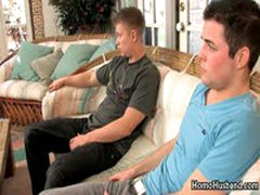 Dustin Fitch And Micah Andrews Fucking Ass And Sucking Cock 1 By HomoHusband