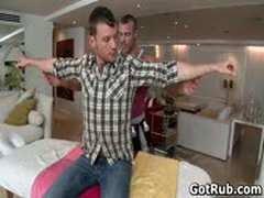 Smooth Assed Dude Gets Amazing Gay Massage 1 By GotRub