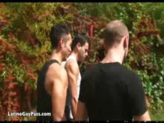 Prisoners Excellent Outdoor Hard Fucked Action