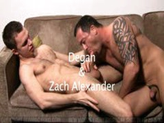 Degan Fucks Zach Alexander