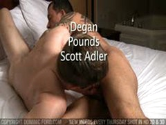 Degan Pounds Scott Adler